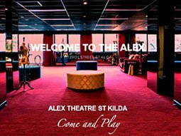 Alex Theatre St Kilda